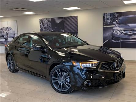 2020 Acura TLX Tech A-Spec w/Red Leather (Stk: TX13186) in Toronto - Image 1 of 10