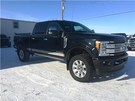 2017 Ford F-350 Platinum (Stk: 20125A) in Wilkie - Image 1 of 27