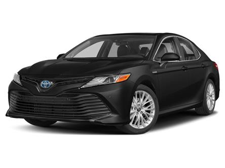 2020 Toyota Camry Hybrid XLE (Stk: 04657A) in Barrie - Image 1 of 9