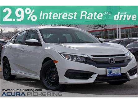2016 Honda Civic EX (Stk: AP5125) in Pickering - Image 1 of 32