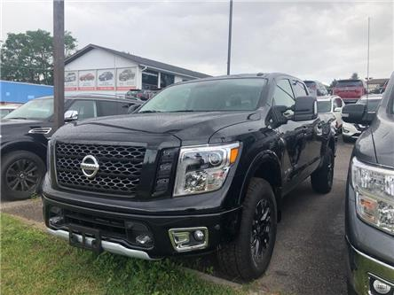 2019 Nissan Titan PRO-4X (Stk: KN526714) in Whitby - Image 1 of 5