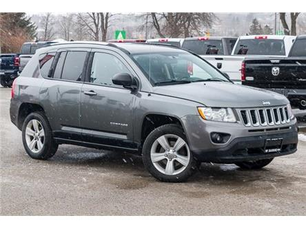 2011 Jeep Compass Sport/North (Stk: 27325UXZ) in Barrie - Image 1 of 12