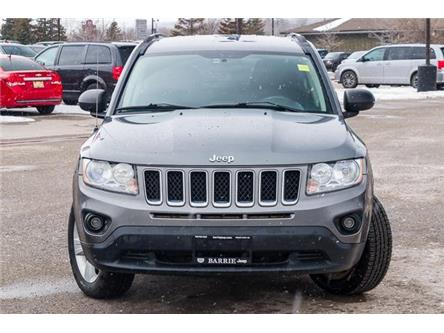 2011 Jeep Compass Sport/North (Stk: 27325UXZ) in Barrie - Image 2 of 12