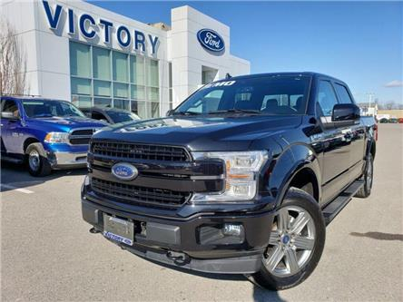 2019 Ford F-150 Lariat (Stk: VFF18147) in Chatham - Image 1 of 17