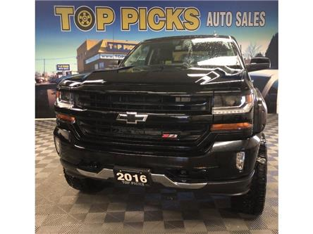 2016 Chevrolet Silverado 1500 LT (Stk: 201146) in NORTH BAY - Image 1 of 27