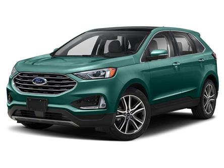 2020 Ford Edge SEL (Stk: VEG19308) in Chatham - Image 1 of 9
