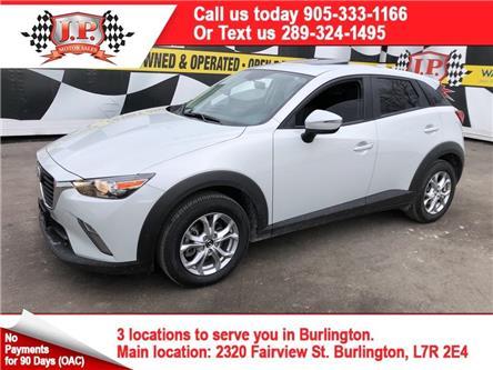 2017 Mazda CX-3 GS (Stk: 48967) in Burlington - Image 1 of 21