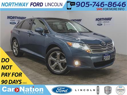 2009 Toyota Venza AWD | NAV | HTD LEATHER | PUSH START | SUNROOF | (Stk: P5303) in Brantford - Image 1 of 42