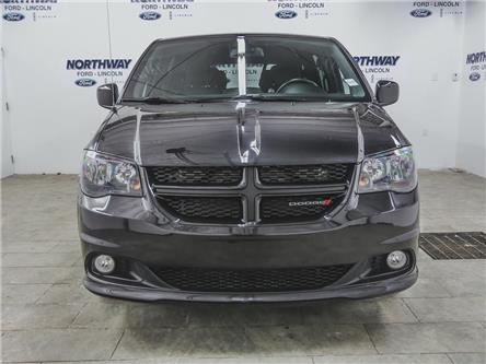 2018 Dodge Grand Caravan GT | LEATHER | BACKUP CAM | PWR DOORS | STOW N GO (Stk: DR716) in Brantford - Image 2 of 42
