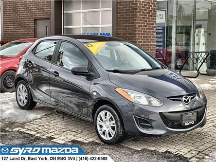 2013 Mazda Mazda2 GX (Stk: 29371B) in East York - Image 1 of 27