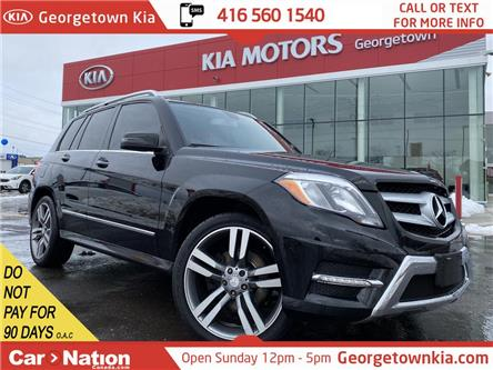 2013 Mercedes-Benz Glk-Class 4MATIC GLK 350 | PANO ROOF | ONLY 90,811KMS | (Stk: P13110) in Georgetown - Image 1 of 34