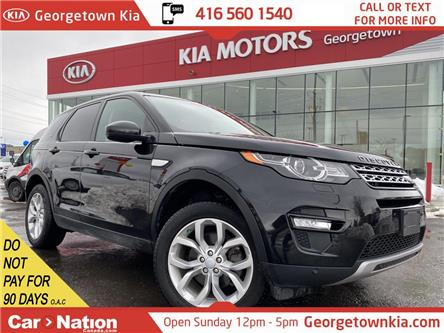 2016 Land Rover Discovery Sport HSE | AWD | NAVI | PANO ROOF | LEATHER | B/U CAM (Stk: SALCR2) in Georgetown - Image 1 of 36