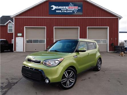 2015 Kia Soul  (Stk: 25043) in Dunnville - Image 1 of 30