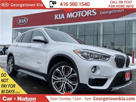 2016 BMW X1 xDrive28i | LEATHER | B/U CAM | AWD | BLUETOOTH | (Stk: P13099) in Georgetown - Image 1 of 32