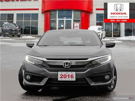 2016 Honda Civic Touring (Stk: 20487A) in Cambridge - Image 2 of 27