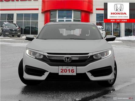 2016 Honda Civic EX (Stk: 20734A) in Cambridge - Image 2 of 27