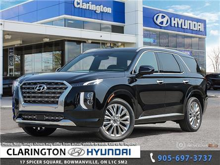 2020 Hyundai Palisade Ultimate 7 Passenger CP (Stk: 20071) in Clarington - Image 1 of 24