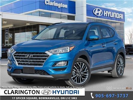 2020 Hyundai Tucson Luxury (Stk: 20076) in Clarington - Image 1 of 24