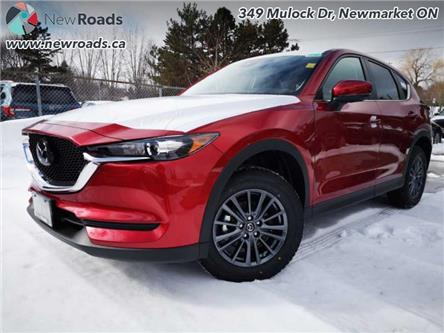 2020 Mazda CX-5 GS AWD (Stk: 41466) in Newmarket - Image 1 of 21