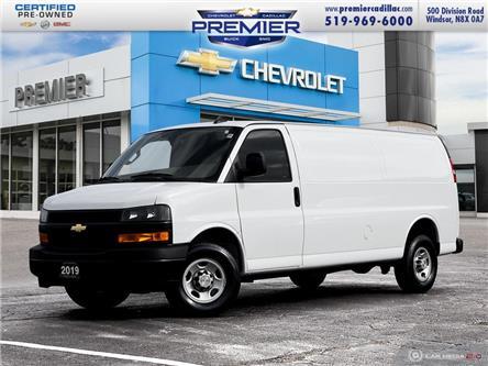 2019 Chevrolet Express 2500 Work Van (Stk: P19355) in Windsor - Image 1 of 24