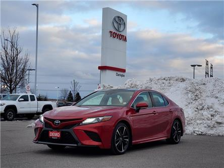 2019 Toyota Camry  (Stk: P2418) in Bowmanville - Image 1 of 30