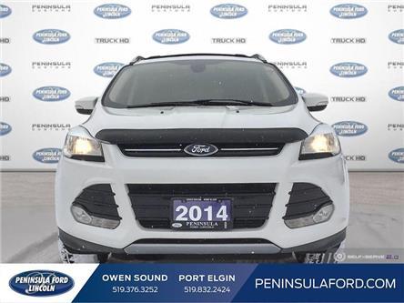2014 Ford Escape Titanium (Stk: 19FE312B) in Owen Sound - Image 2 of 24