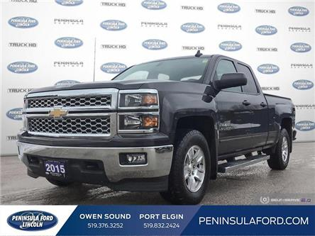 2015 Chevrolet Silverado 1500 LT (Stk: 19RA39A) in Owen Sound - Image 1 of 25