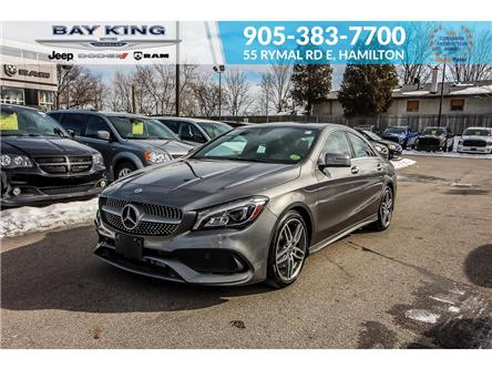 2018 Mercedes-Benz CLA 250 Base (Stk: 187710A) in Hamilton - Image 1 of 25