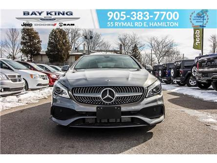 2018 Mercedes-Benz CLA 250 Base (Stk: 187710A) in Hamilton - Image 2 of 25