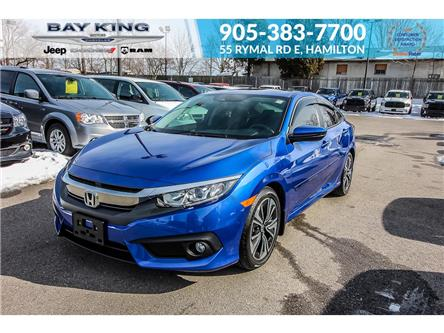 2016 Honda Civic EX-T (Stk: 193673B) in Hamilton - Image 1 of 24