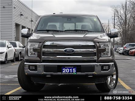 2015 Ford F-150  (Stk: TR3755) in Windsor - Image 2 of 27
