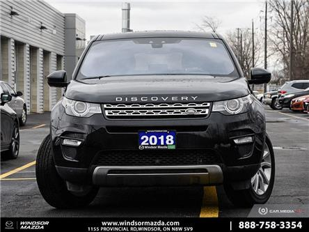 2018 Land Rover Discovery Sport HSE (Stk: PR2648) in Windsor - Image 2 of 27