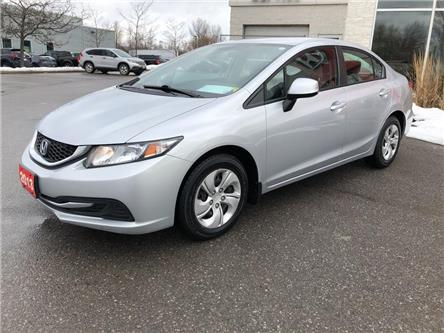 2013 Honda Civic LX (Stk: 19452A) in Cobourg - Image 1 of 25