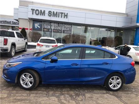 2018 Chevrolet Cruze LT Auto (Stk: 05318R) in Midland - Image 2 of 19