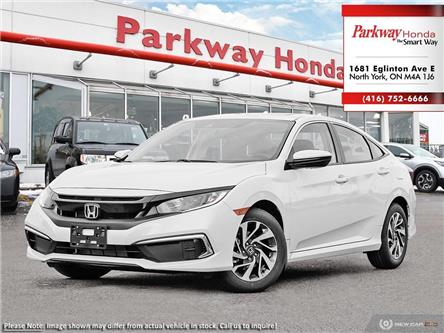 2020 Honda Civic EX (Stk: 26213) in North York - Image 1 of 23