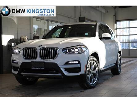 2020 BMW X3 xDrive30i (Stk: 20095) in Kingston - Image 1 of 14