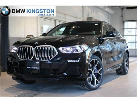 2020 BMW X6 xDrive40i (Stk: 20100) in Kingston - Image 1 of 14