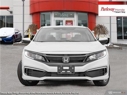 2020 Honda Civic EX (Stk: 26215) in North York - Image 2 of 23