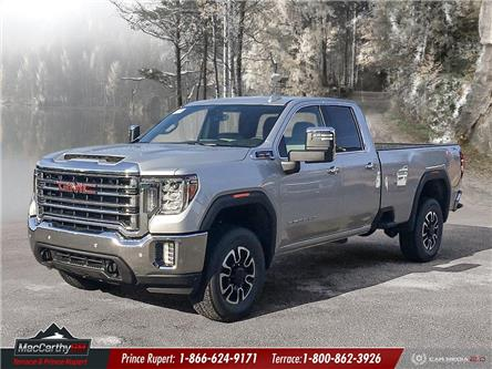 2020 GMC Sierra 2500HD SLT (Stk: TLF210906) in Terrace - Image 1 of 14