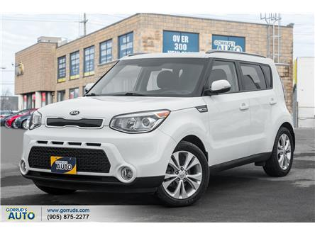 2016 Kia Soul EX (Stk: 305163) in Milton - Image 1 of 18