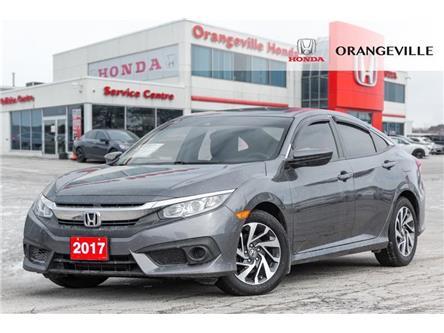 2017 Honda Civic EX (Stk: P20010A) in Orangeville - Image 1 of 20