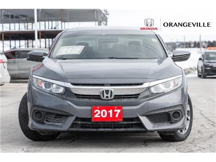 2017 Honda Civic EX (Stk: P20010A) in Orangeville - Image 2 of 20