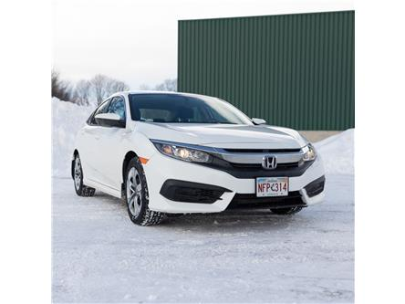 2017 Honda Civic LX (Stk: U5464A) in Woodstock - Image 2 of 9