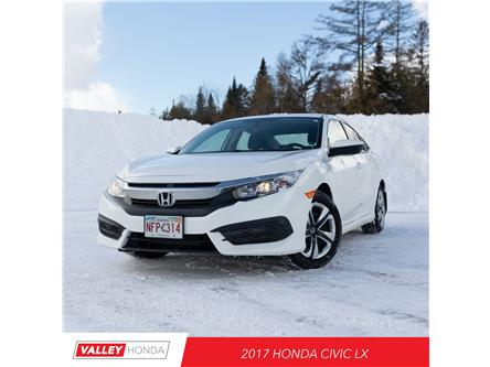 2017 Honda Civic LX (Stk: U5464A) in Woodstock - Image 1 of 9