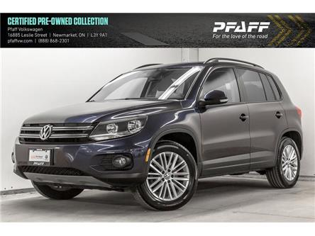 2015 Volkswagen Tiguan Special Edition (Stk: V5174A) in Newmarket - Image 1 of 22