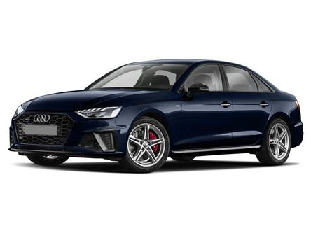 2020 Audi A4 2.0T Progressiv quattro 7sp S tronic (Stk: 53321) in Ottawa - Image 1 of 3