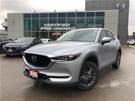 2019 Mazda CX-5 GS (Stk: D-19073) in Toronto - Image 1 of 23