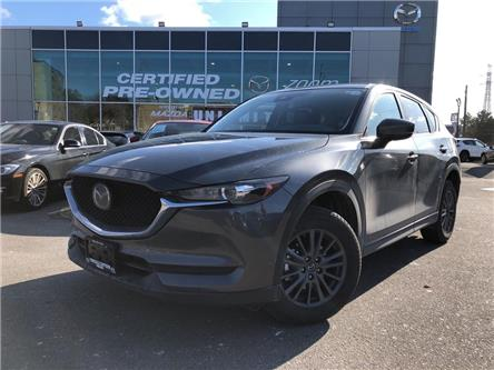 2019 Mazda CX-5 GS (Stk: D-19297) in Toronto - Image 1 of 20