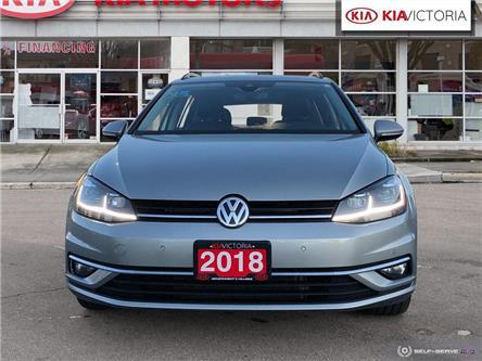 2018 Volkswagen Golf 1.8 TSI Comfortline (Stk: A1546) in Victoria - Image 2 of 25