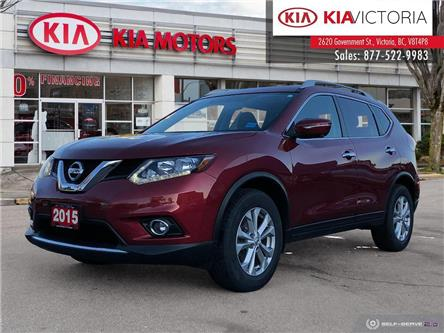 2015 Nissan Rogue SV (Stk: A1544) in Victoria - Image 1 of 25